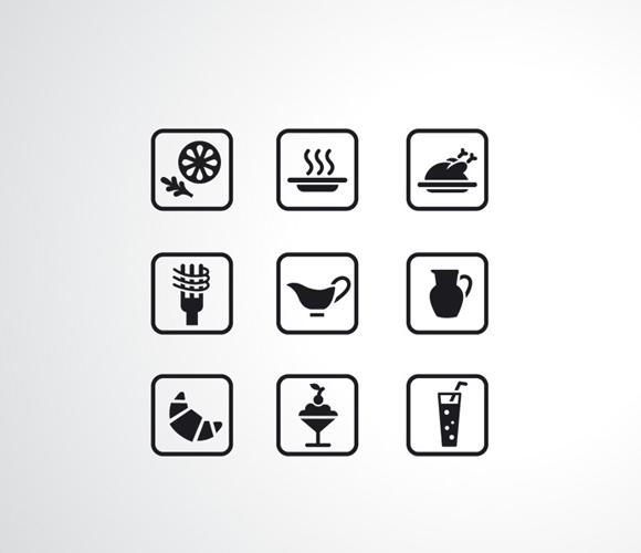 Пиктограммы «Союзснаб HORECA»