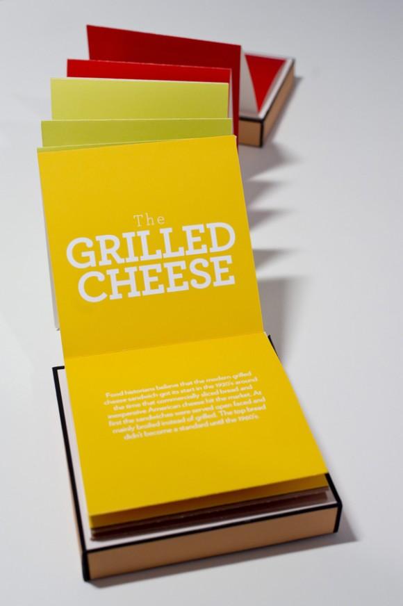 Упаковка кулинарной книги
