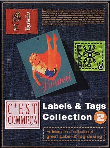 Labels & Tags Collection 2: An International Collection of Great Labels & Tag Designs