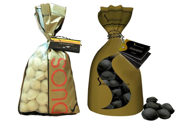 Редизайн упаковки пельменей