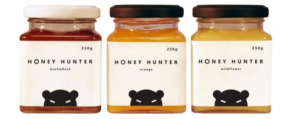Дизайн упаковки меда