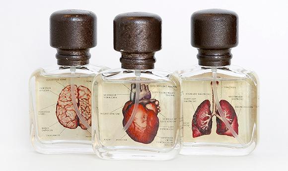 Упаковка ароматического масла