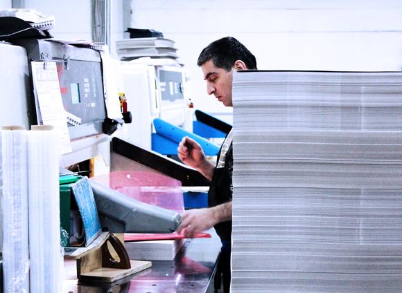Типография Глобус Континенталь – производство упаковки