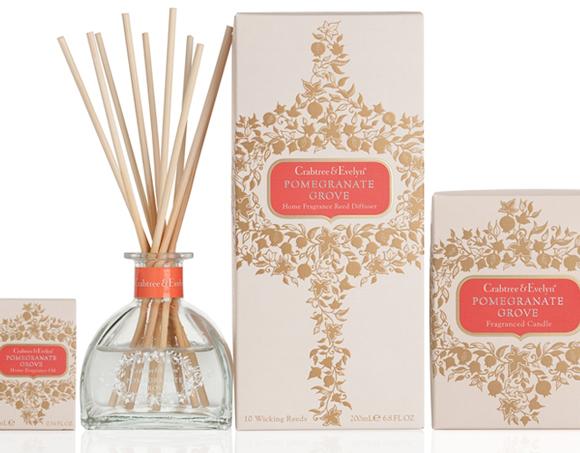 Упаковка парфюмов для дома