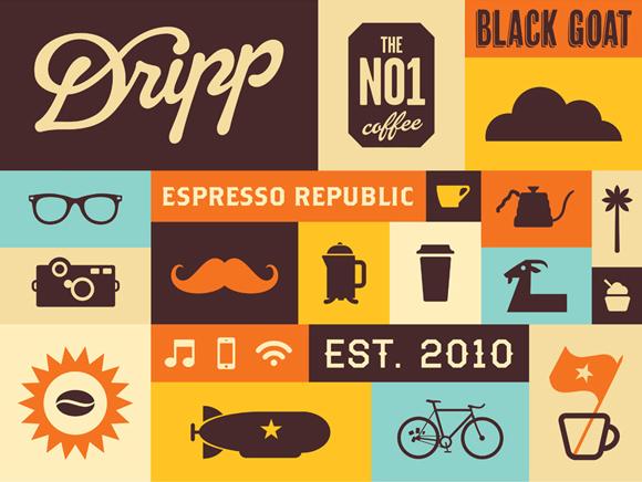 Кофе на вынос Dripp Hot Coffe