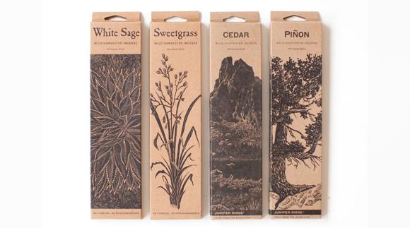 Упаковка ароматических палочек