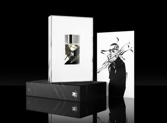Упаковка парфюма