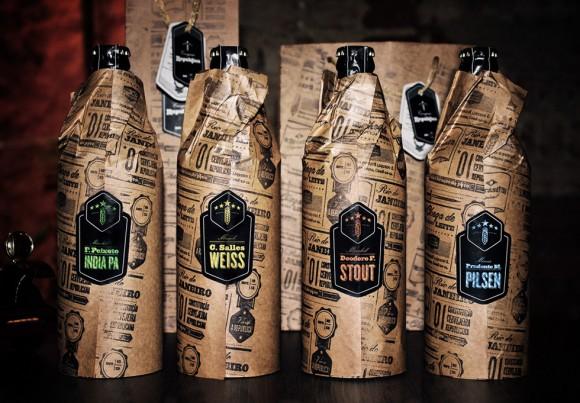 Пивные бутылки Republica