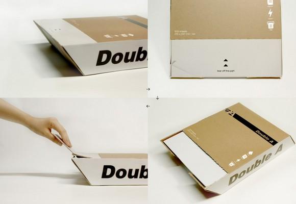 Упаковка бумаги