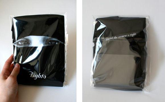 Упаковка белья