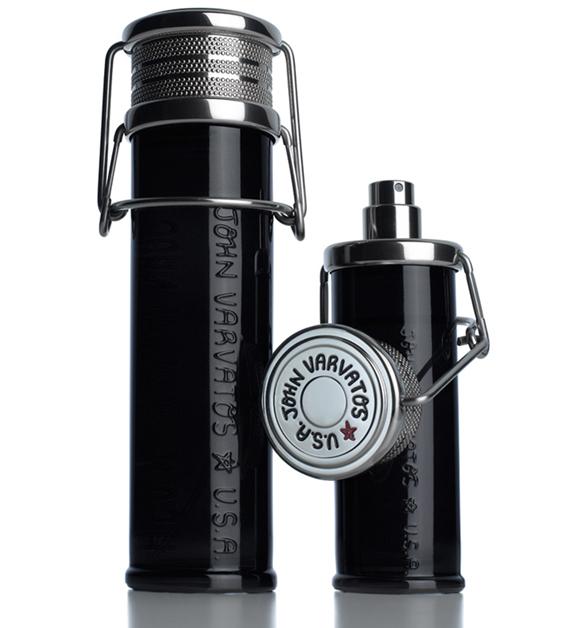 Упаковка мужского парфюма