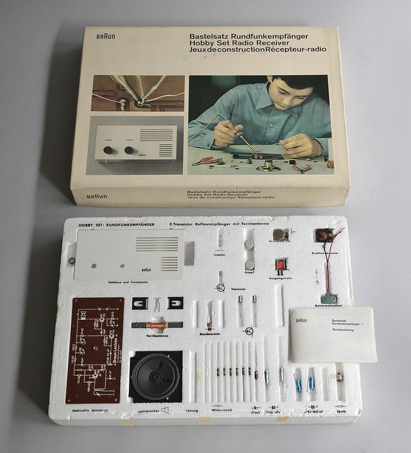 Электронный конструктор Braun