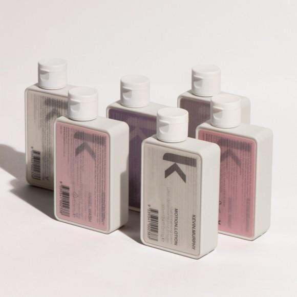 Упаковка шампуня — растровые линзы в упаковке