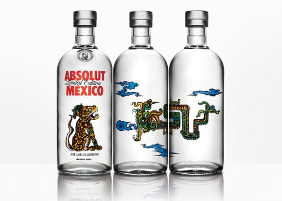 Absolut Mexico limited edition
