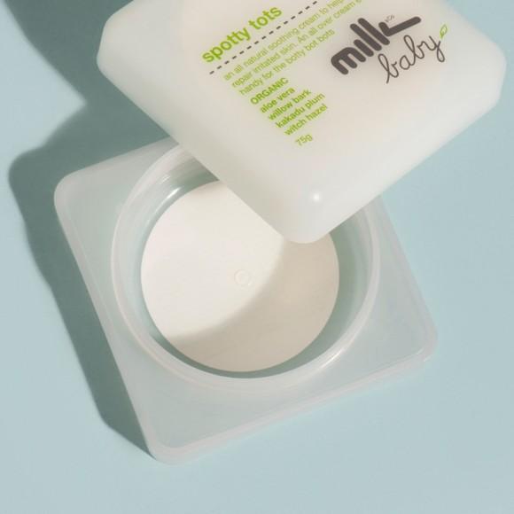 Упаковка детского крема