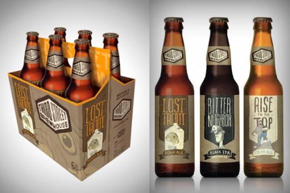 Упаковка пива