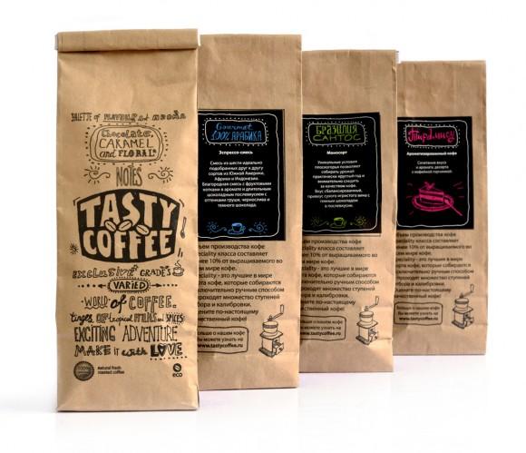 Кофе «Tasty -coffe»