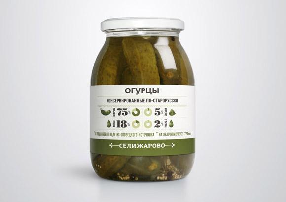Консервированные продукты «Селижарово»