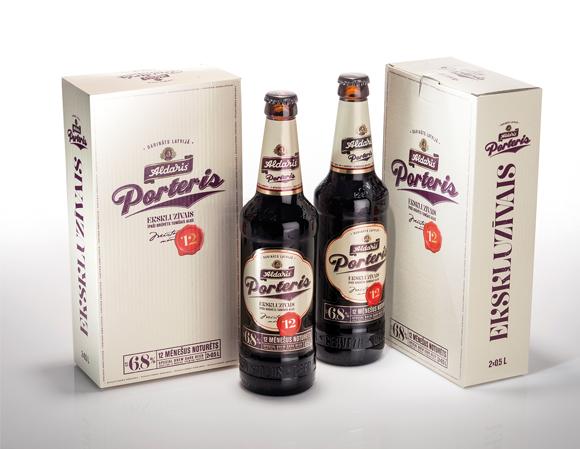 Пиво Aldaris «Porteris»