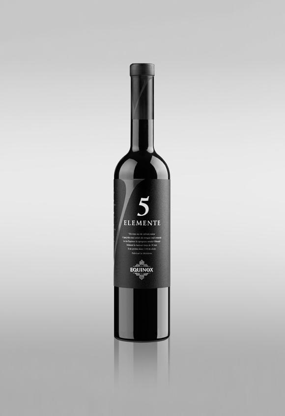 Вино «5 Elemente»