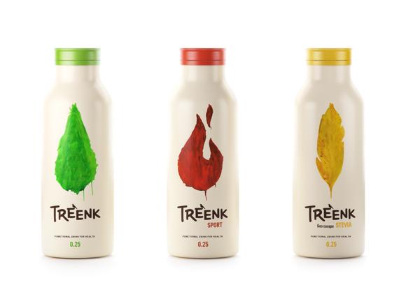 Фитнес-напиток «Treenk»
