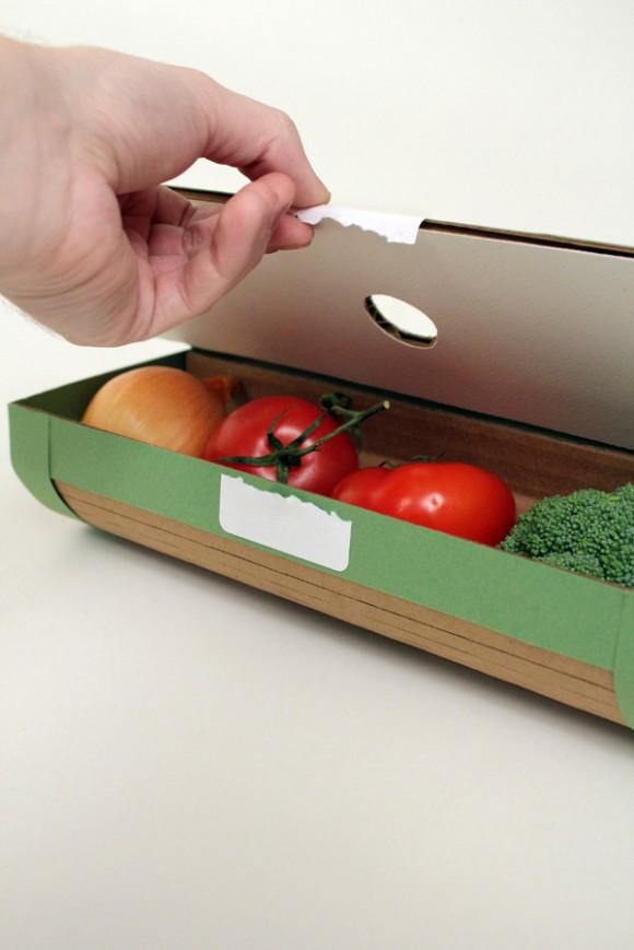 Упаковка для доставки еды