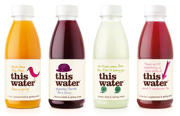 Дизайн упаковки безалкогольных напитков