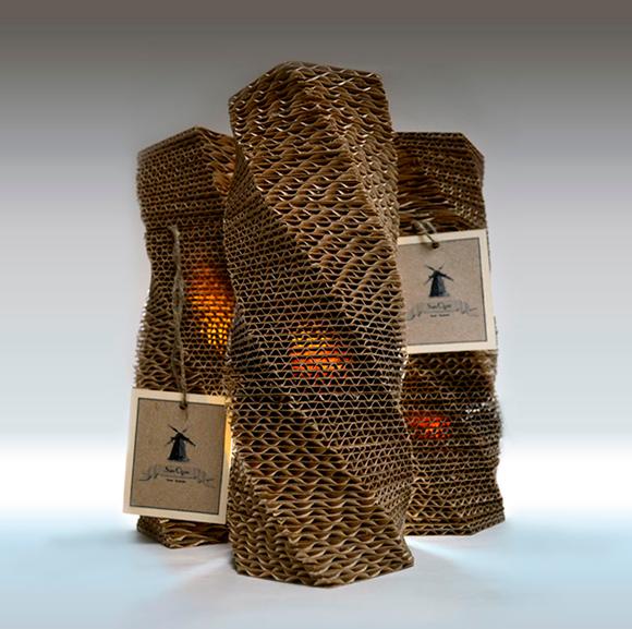 Концепт упаковки сувенирного самогона