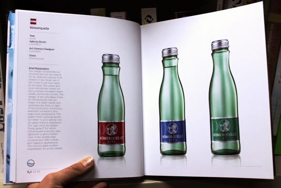 Дизайн бутылки для питьевой воды