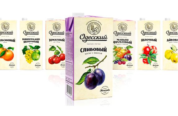 Соки «Одесский»