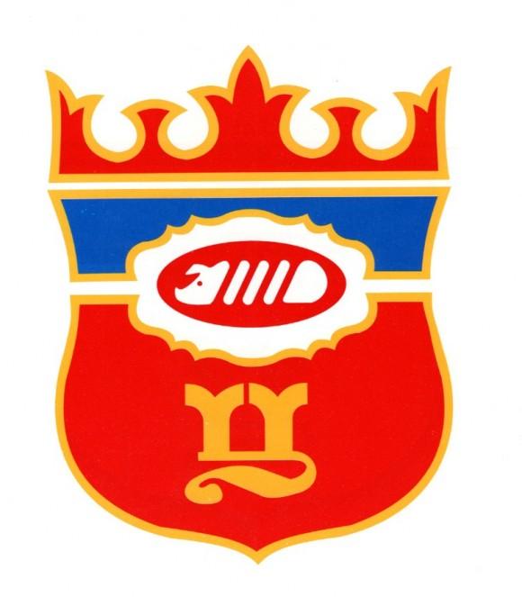 Первый логотип Царицыно