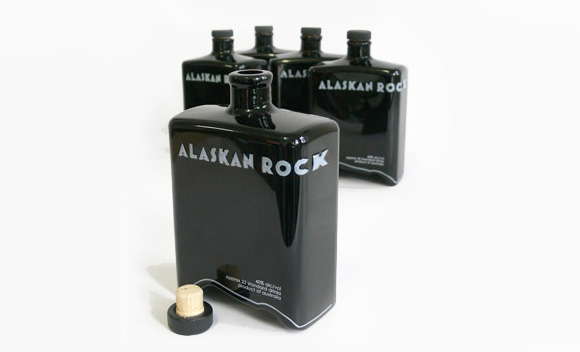Дизайн бутылки водки