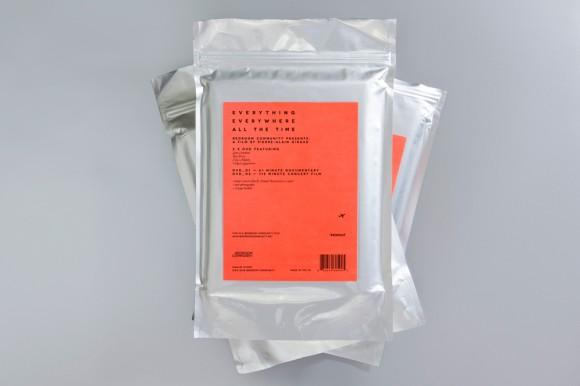 Упаковка DVD