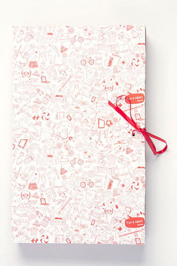 Дизайн подарочной упаковки часов