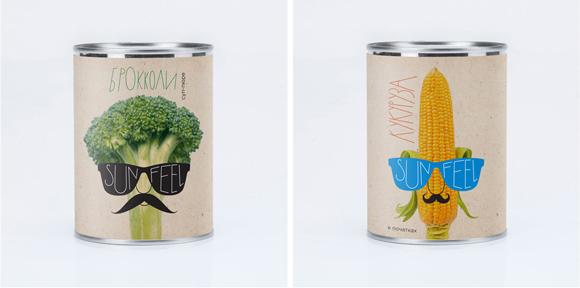 Упаковка консервов