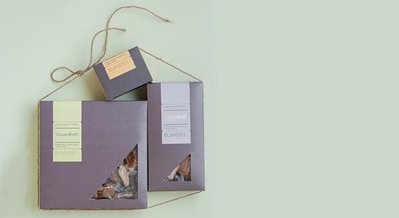 Дизайн упаковки карамели