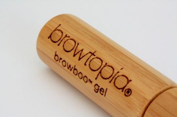 Дизайн упаковки геля для бровей