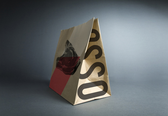 Дизайн крафтового пакета