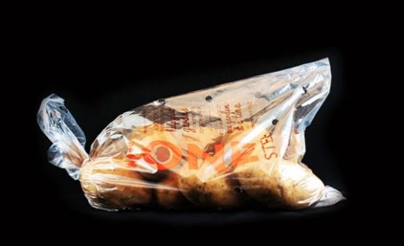 Дизайн упаковки картофеля — privat label