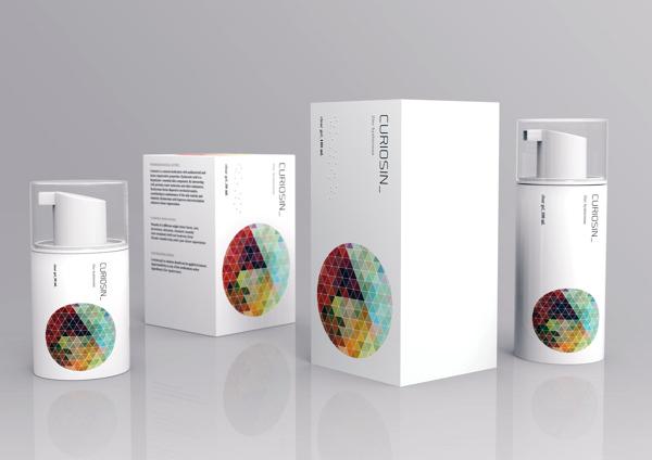 Концепт упаковки лекарств