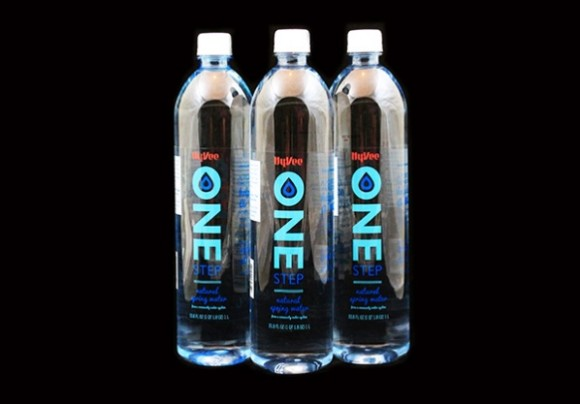 Дизайн упаковки воды — privat label