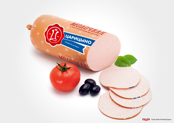 Редизайн упаковки колбасы