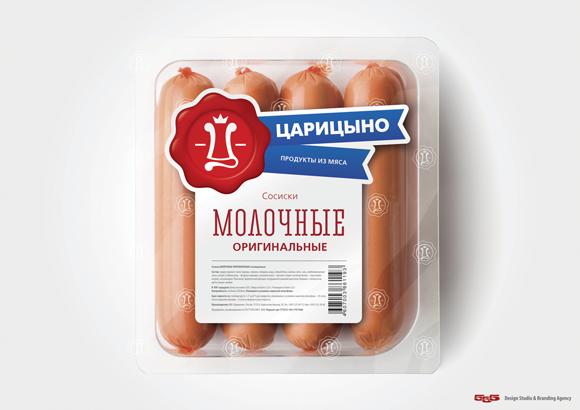 Редизайн упаковки сосисок