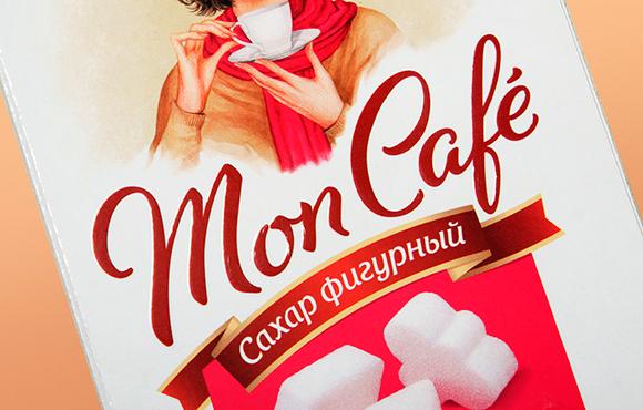 Редизайн бренда фигурного сахара