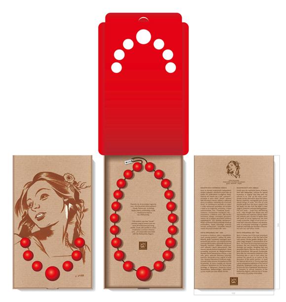 Дизайн упаковки бижутерии