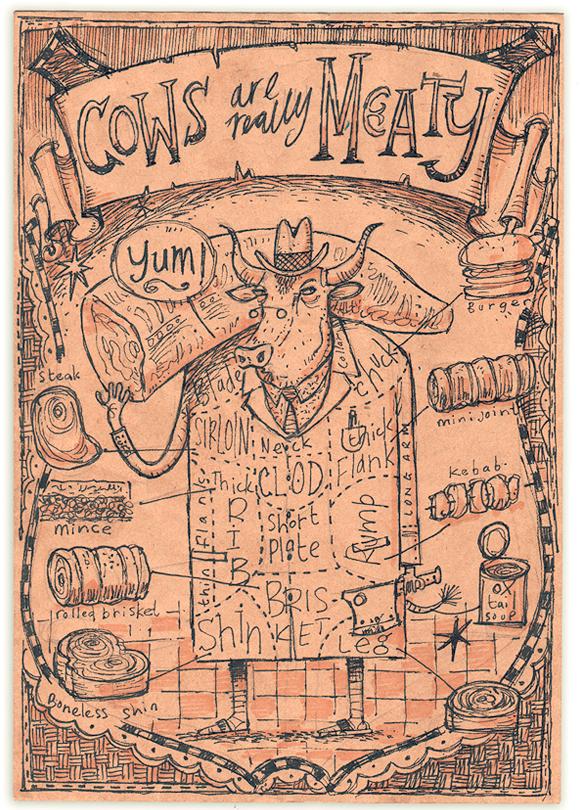 Иллюстрация Стива Симпсона