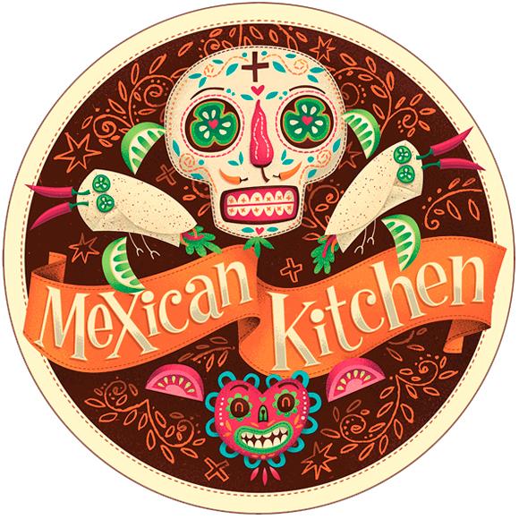 Брендинг мексиканского ресторана