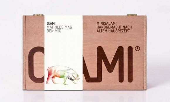 Дизайн упаковки салями