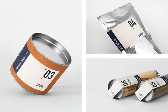 Дизайн упаковки супа private label
