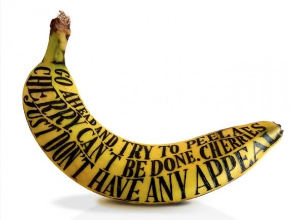 Дизайн упаковки фруктов